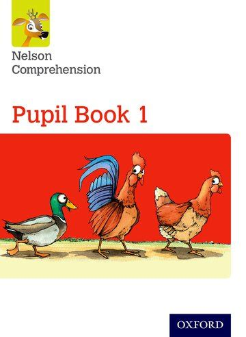 Nelson Comprehension: Year 1/Primary 2: Pupil Book 1