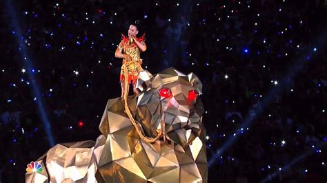 Katy Perry Super Bowl Halftime Show Performance! 2015