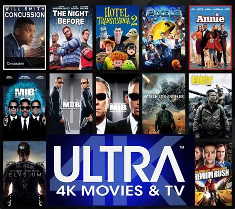 Sony Ultra: film on demand in 4K HDR via Internet | Eurosat