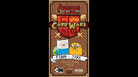 Adventure Time: Card Wars review - Board Game Brawl - YouTube