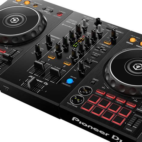 Pioneer India - DDJ-400   2-channel DJ controller for