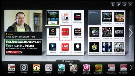 Why do Smart TV UIs suck? • The Register
