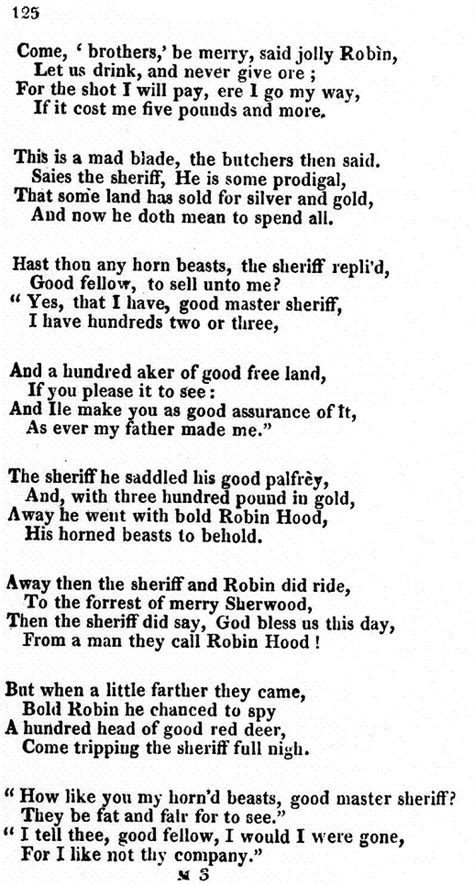 Robin Hood – The Facts and the Fiction » Robin Hood and