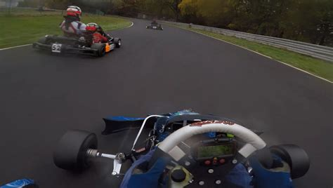 Rennkart Trackday - clever-racers Webseite!