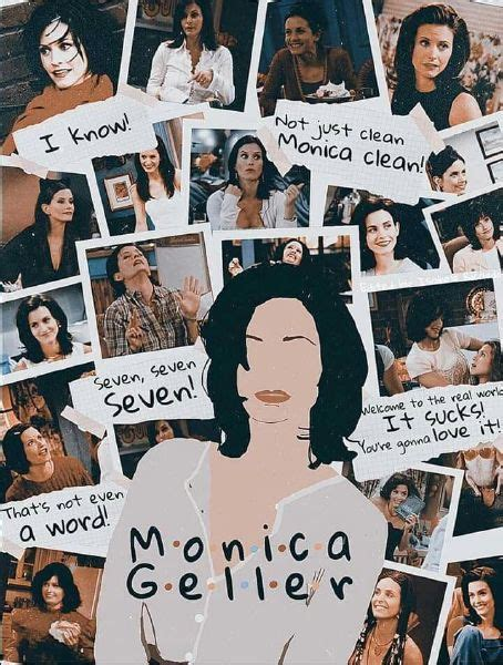 How Well Do You Know Monica Geller? - Test