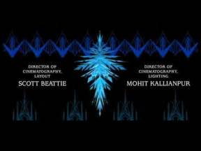 """Let It Go - """"Czech"""" Ending Credits Version - (From """"Frozen"""