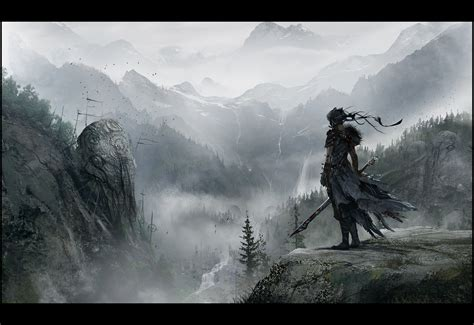 New Hellblade video offers a first glimpse at the PS4