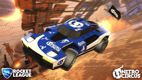 Rocket League Now Has Full Cross-Platform Play for PS4