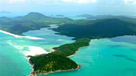 Whitsunday Islands & Heart Reef - Paradies Great Barrier