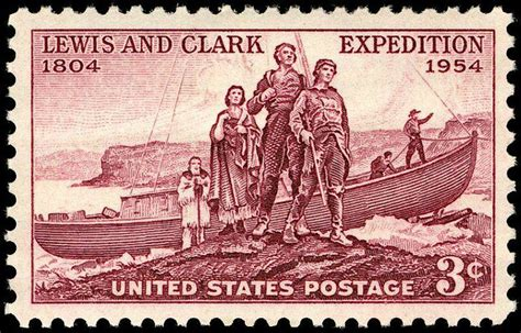 File:Lewis and Clark 1954 Issue-3c