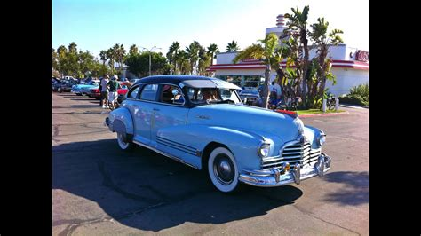 1946 Pontiac Classic Old Timer - YouTube