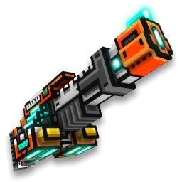 Industrial Nailer | Pixel Gun Wiki | FANDOM powered by Wikia