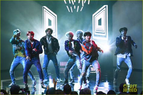 BTS Rocks the AMAs 2017 with 'DNA' Performance (Video