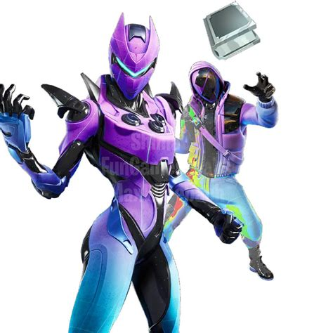 New Fortnite Skins Challenge Bundle/Pack Leaked From Early