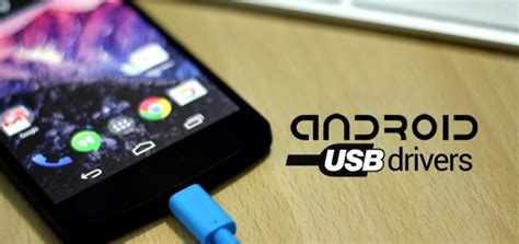 Download Android USB Drivers for Windows 10 (Google