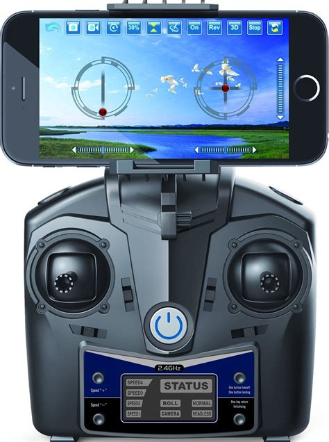 Virtual Reality Drone With HD Camera, Premium VR 3D