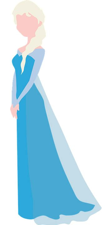 Frozen Elsa Cold · Free vector graphic on Pixabay