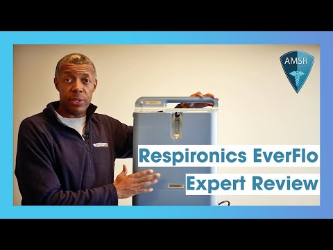 Philips Respironics EverFlo Kit with Humidifier