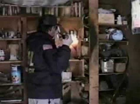 Inside the Unabomber's Cabin - YouTube