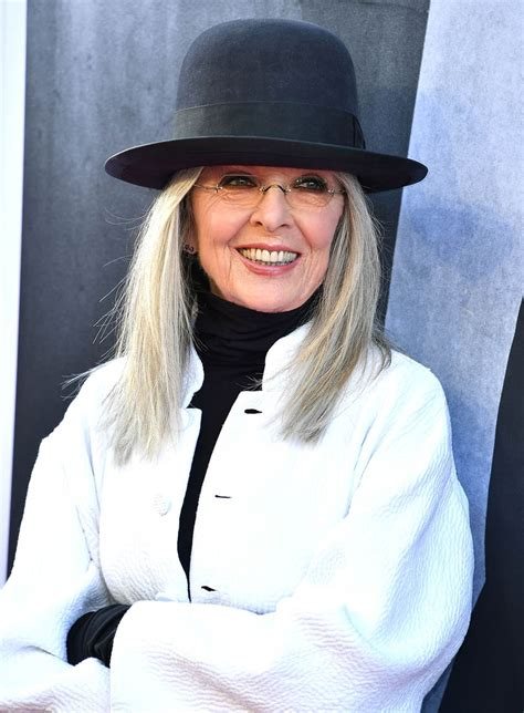 Diane Keaton honoured with Lifetime Achievement Award and