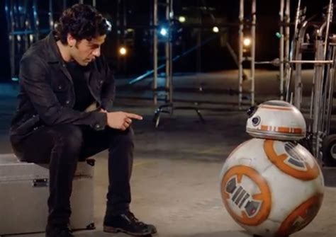 POE DAMERON & BB-8 Reunite For STAR WARS Charity, While