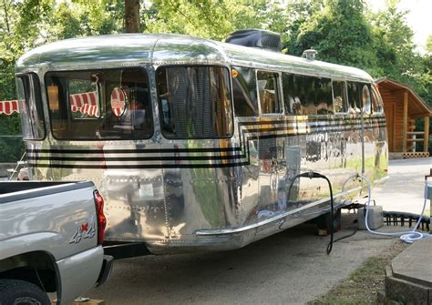 Vintage Travel Trailers Take Campers Back To A Simpler