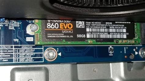 Re: Inspiron 5680, NVMe compatibility - Page 2 - Dell