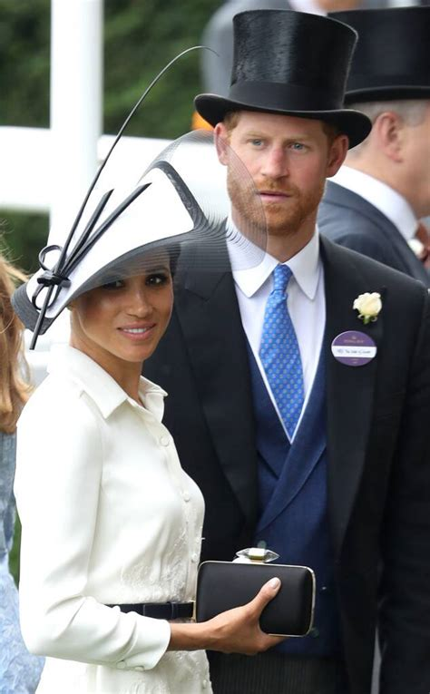 Meghan Markle Makes Her Royal Ascot Debut in Style | E! News