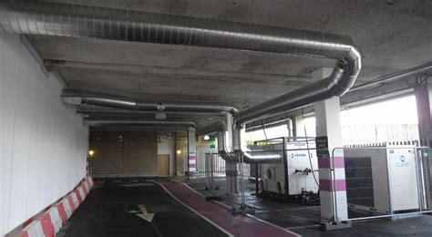 ACR Case Study- Olympic Excel Temporary HVAC Project