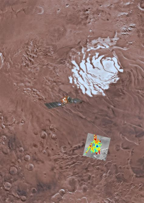 Scientists discover 'giant liquid water lake' on Mars