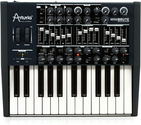 Arturia MiniBrute Analog Synthesizer | Sweetwater